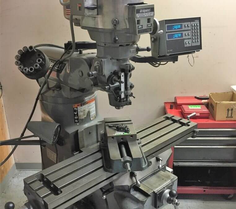 AGS Technology Adds Tool Room Equipment Capability