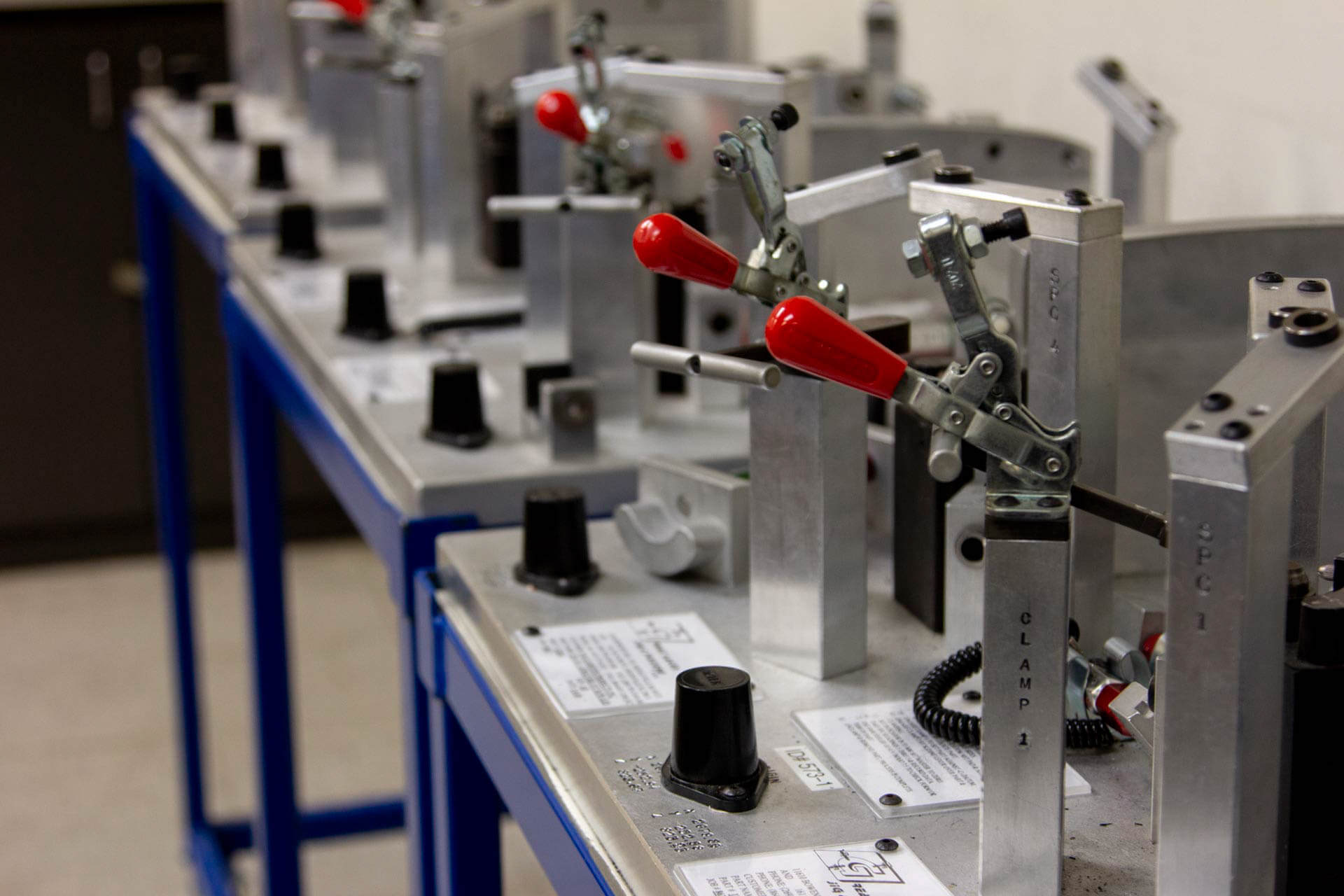 INJECTION MOLDING- Our Machinery 6