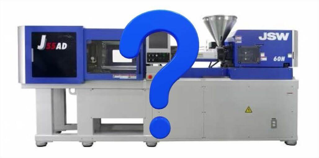 Three Considerations to Determine Injection Molding Machine Size