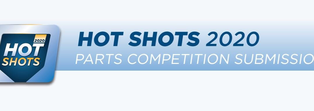 "AGS enters ""Hotshots Part Competition"" with partner iMFLUX at Molding 2020 Conference"