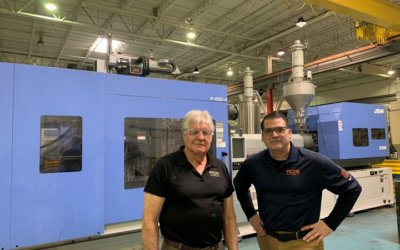 Plastics Technology Article Highlights AGS